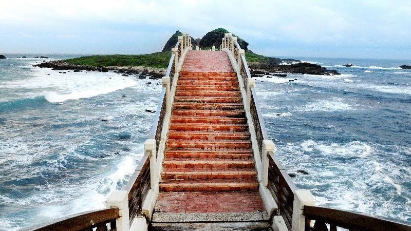 台東打卡景點老品牌!三仙台-東海岸唯一的跨海八拱橋 | 名家 | 三立新
