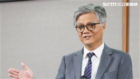 2018台北市長公辦辯論會記者會吳蕚洋。(記者林士傑/攝影)
