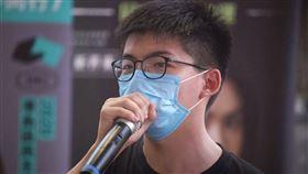 香港泛民「黃之鋒等12人」參選議員 遭選舉主任褫奪資格(圖/翻攝自黃之鋒 Joshua Wong臉書)
