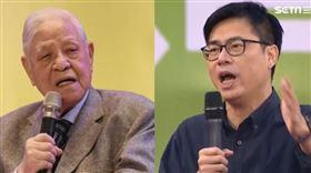 李登輝,陳其邁,台灣,民主,阿輝伯。(組合圖/資料照)