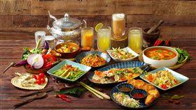▲花園 thai thai;泰式料理(圖/台北花園大酒店提供)