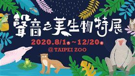 《聲音之美生物特展》(圖/臺北市立動物園提供)