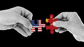 美國,中國,美中關係(圖/Pixabay)