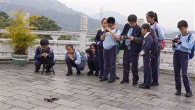 再興小學,微夢想旅行計畫,用攝影機和空拍機 帶大家走進社區 走向世界,(圖/再興小學提供)