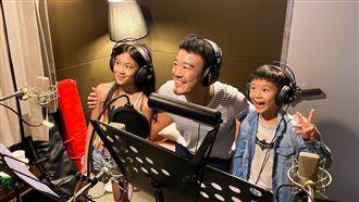 劉軒、陶傳正為《小兒子》音樂獻唱