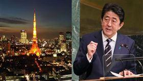 日本各縣市盼望自行宣布進入緊急事態宣言,跳過日本政府。(圖/翻攝自推特、資料照)