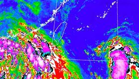 0550衛星雲圖,圖/中央氣象局