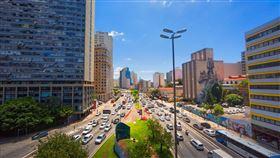 巴西,聖保羅(圖/翻攝自pixabay)
