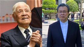 楊烈、李登輝 圖/記者林敬旻攝影、記者劉建攝影