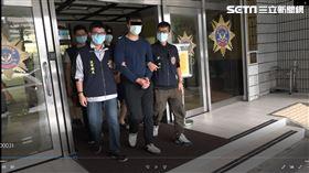 台北市刑大科偵隊破獲以陳男為首的盜刷集團。(圖/翻攝畫面)