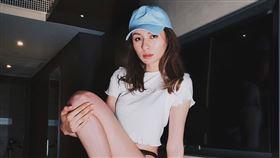 現年25歲香港女星林鈺洧/IG