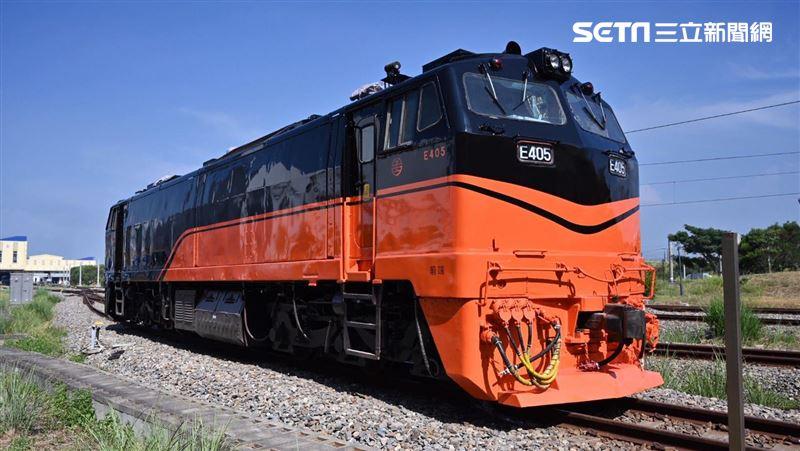 台鐵「鳴日號」觀光列車 全新外型曝 明年1月前上路