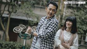 施名帥、連俞涵飾演夫妻。(圖/LINE TV提供)