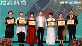 重要傳統藝術世代相傳,台灣6位「人間國寶」藝湛登峰(文化部提供)