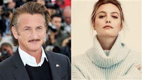 西恩潘Sean Penn,蕾拉喬治,Leila George,結婚,31歲,年齡,差距 圖/翻攝自IG、臉書