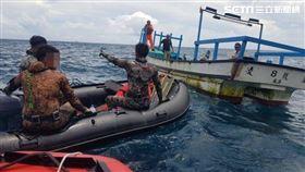 潛水客,遺體,搜救,宜蘭,翻攝畫面