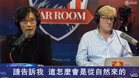閻麗夢,武漢肺炎,解放軍,中共,病毒(圖/翻攝自YouTube-Voice of Guo Media)