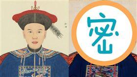 和珅 和琳 (組合圖/翻攝自百度百科)