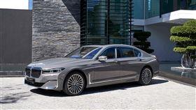 ▲BMW 7系列Exclusive Edition。(圖/BMW提供)