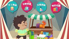 經濟部中小企業處,台北車站,全台好物嘉年華,數位三倍券,市集,快閃(圖/翻攝自頭家愛行銷粉專)
