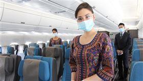 新航將從9月復飛台北─新加坡航線。(圖/新航提供)