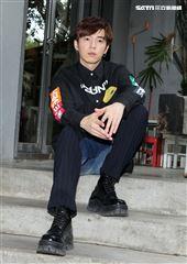 GJ蔣卓嘉推出全新單曲「禁未來」,預告將推出全新專輯。(記者邱榮吉/攝影)