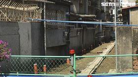 地下汙水道工程。(圖/記者陳韋帆攝影)