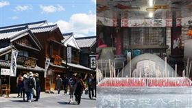 ,陰廟,神社(合成圖/記者馮珮汶攝、翻攝自google)