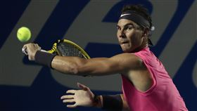 ▲納達爾(Rafael Nadal)放棄打美網無緣衛冕。(圖/美聯社/達志影像)