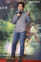 魏德聖導演「臺灣三部曲」第一階段電影群眾集資計畫上線。(記者邱榮吉/攝影)
