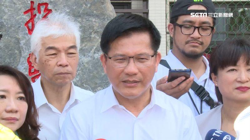 國五塞車網傳報告 林佳龍出面澄清