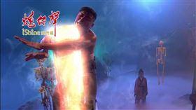 江宏傑遇到閻羅王長相居然就是林至明。