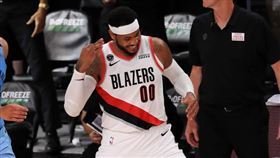 NBA/關鍵發揮復仇火箭 甜瓜說… NBA,休士頓火箭,Carmelo Anthony,波特蘭拓荒者 翻攝自推特
