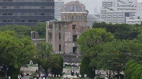 ▲廣島原爆75周年。(圖/翻攝自推特)