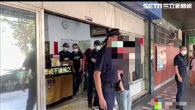 北市王男遭假檢警詐騙百萬元,警方循線逮捕袁男等4人。(圖/翻攝畫面)