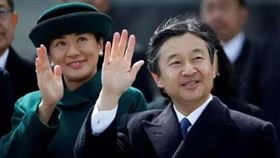▲日本天皇。(圖/翻攝自推特)