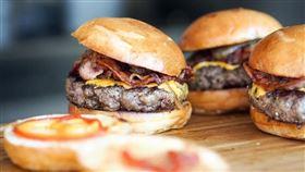 美國很少見豬肉漢堡?在地台人神解「真相」 全場超震驚(圖/翻攝自Pixabay)