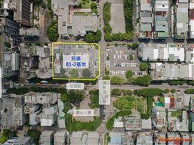 信義兒福B1-2基地公辦都更案 將重整定位後再次招商(圖/國家住都中心)