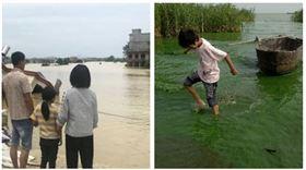 中國洪災,安徽