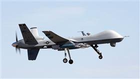 MQ-9收割者偵察機,無人偵察機(圖/翻攝自維基百科)