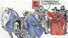 ▲朱元璋;胡惟庸案;明朝(圖/翻攝自百度百科)