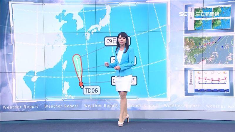明高溫飆34度 颱風最快今晚生成