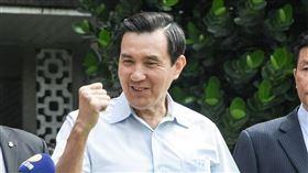 國民黨黨主席選舉,馬英九前往強恕中學投票 資料照