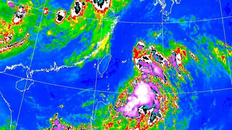颱風「薔蜜」生成 最新路徑曝光!下周起雨連下3天