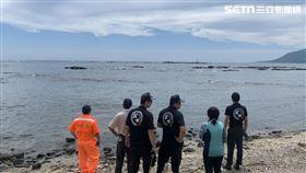 新北,貢寮,澳仔漁港,浮潛,潛水客,失蹤 翻攝畫面