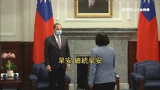 美國務卿挺台灣入WHO 小英回應了