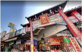 新竹都城隍廟商圈。 (圖/三立新聞網)