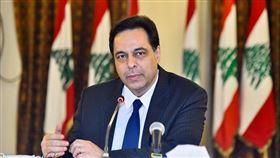 黎巴嫩總理 哈桑·迪亞布(Hassan Diab)圖/翻攝自Hassan diab حسان دياب supporter 臉書