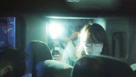 周庭被港警逮捕(圖/翻攝自周庭 Agnes Chow Ting臉書)