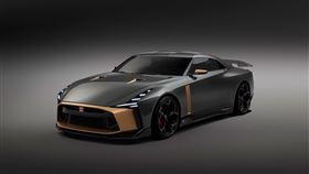 ▲Nissan GT-R50。(圖/翻攝Nissan網站)